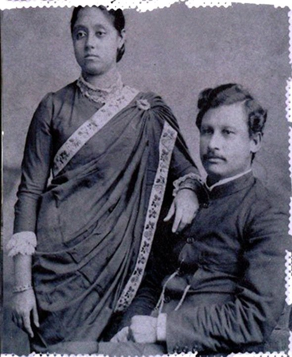 India's first Kodak couple