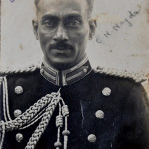 The first captain of the Indian cricket team to play England