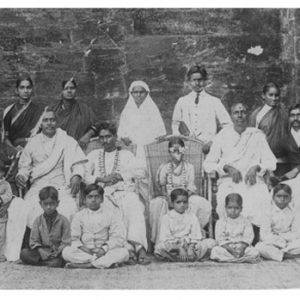 A large Telugu family
