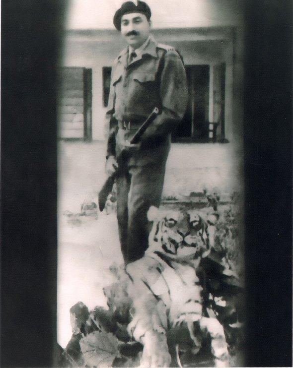 A Tiger hunter who became a tiger conservationist