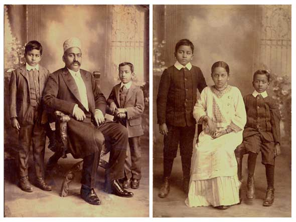 The Princes and Princess of Wanaparthi, Andhra Pradesh