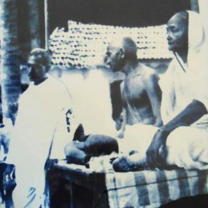 The untouchable Brahmin who saved Gandhi's life