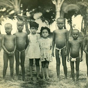 Off the coast of mainland India, a rare Indian tribe became our friends