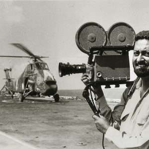 The cockerel-fighter from Punjab who became one of Africa's greatest cameramen
