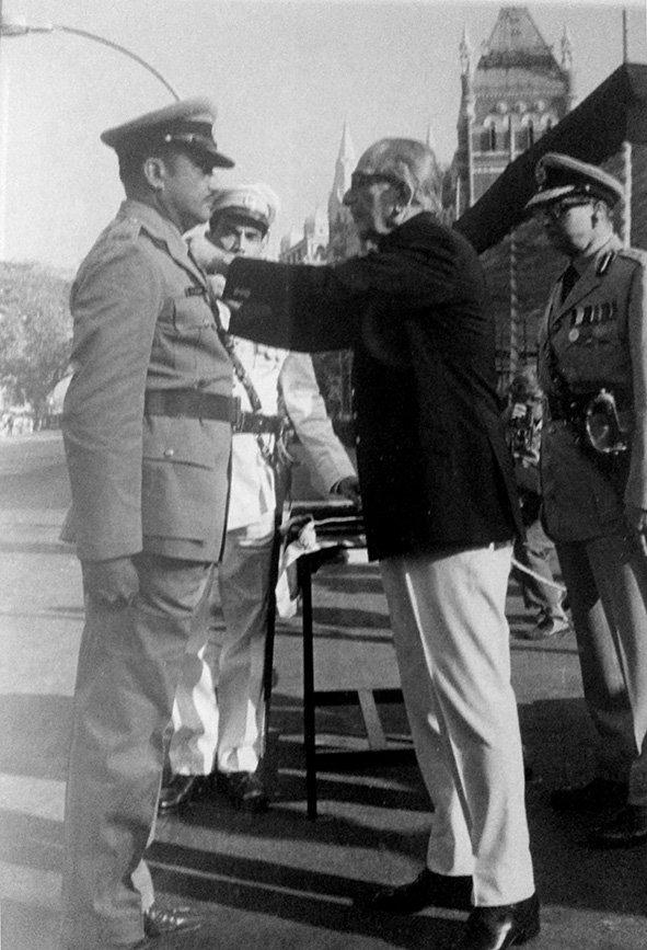 The man who nabbed two conspirators of Mahatma Gandhi's assassination