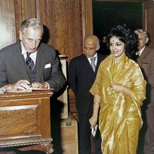 Rukmini, a princess, a great artist & the great grand-daughter of Raja Ravi Varma