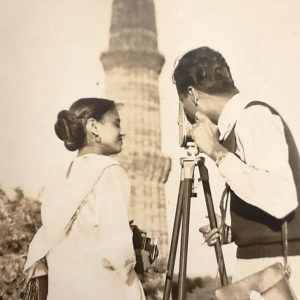 Qutub Minar, the place where many loves met