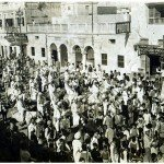 Celebrating the opening of Gaffar Market. Delhi. 1962