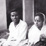 My grandparents' wedding. Gaya, Bihar. 1956