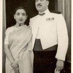 My grandparents Nalin and Sharda Nanawati. 1962. Bombay