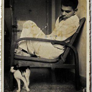 Dapper young men in Bombay
