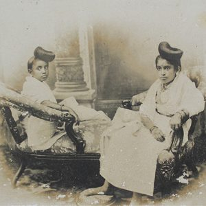 The Maharanis of Travancore
