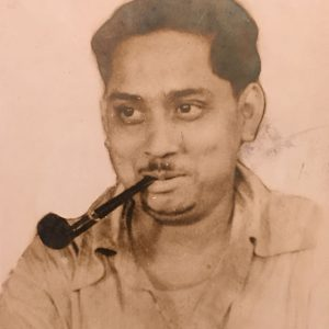 My father, the first antiquarian of Calcutta