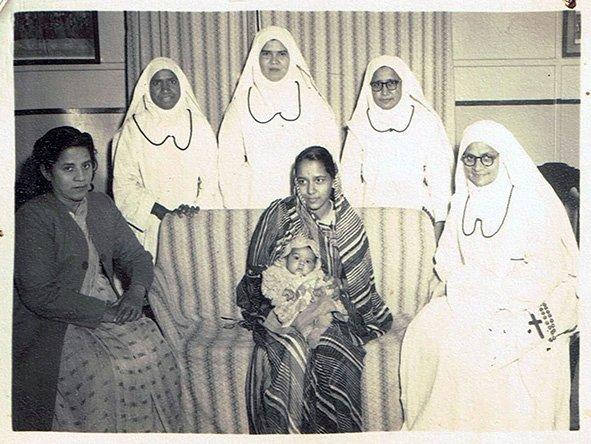 The wonderful nuns of Ajmer, Rajasthan